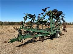 Quinstar 35' Fallow-Master Field Cultivator