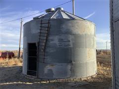 CO-OP 18' Grain Bin