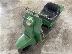 1954 Cushman Allstate Scooter 811.40