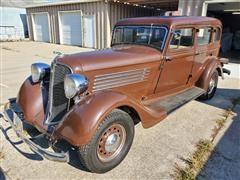 1934 Chrysler 4 Door Sedan