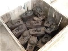 Drago Corn Head Chopping Gearboxes