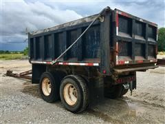 1997 CPS T/A Pup Trailer