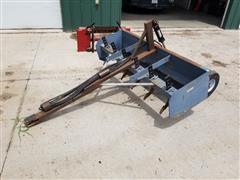 Dark Horse 6' Box Scraper W/Tilt