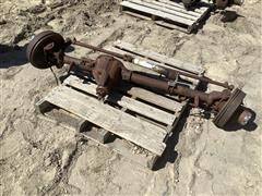 Ford Front Axle/Differential