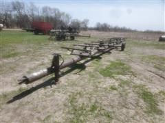 Homemade 5-Bale Dump Trailer