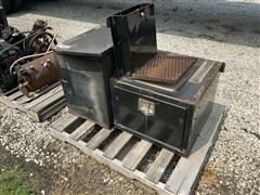 Trailer Storage Boxes