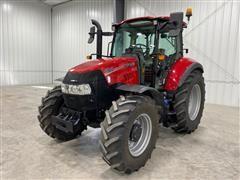 2018 Case IH Farmall 110U MFWD Tractor