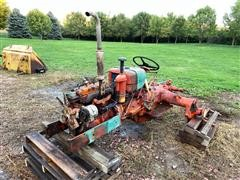 1959 Allis-Chalmers D14 2WD Tractor For Parts