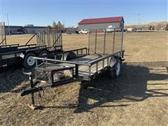 2016 Carry-On Utility Trailer
