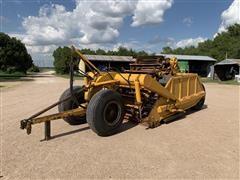 Johnson 80B 8 Yd Dirt Scraper