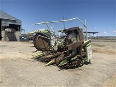 CLAAS RU600 Xtra Corn Header