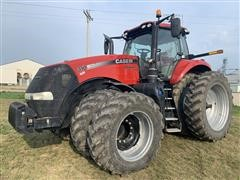 2015 Case IH 310 Magnum MFWD Tractor