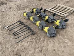 Precision Planting eSet Mini-Hoppers W/ John Deere Clutches