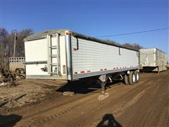 2007 Timpte Hopper T/A Grain Trailer