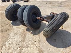 Ridge Wheels