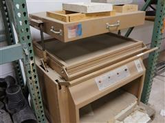 Balemaster Mini Max Model 80 Concrete Form Vacuum Machine