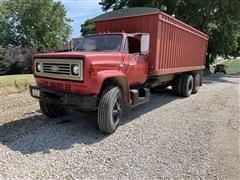 1981 Chevrolet 70 T/A Dump Grain Truck