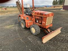 1998 DitchWitch 3700 DD Trencher W/Blade