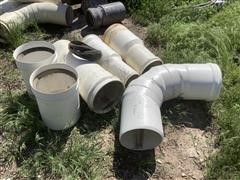 """Poly 12"""" Irrigation Fittings"""