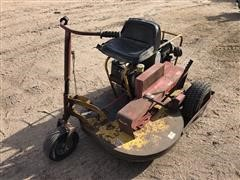 Wegele Scooter Mower