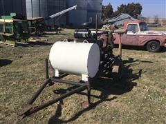 Gorman Rupp Trash Pump w/ Ford Power Unit