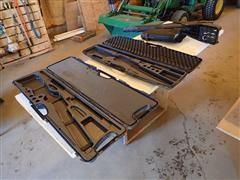 Yamaha ATV Gun Boot & (2) Shotgun Cases