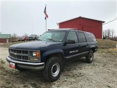 1994 Chevrolet 2500 4x4 Suburban