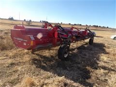 2014 Hiniker 5630 Flail Windrower
