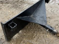 2020 Skid Steer Trailer Hitch Plate
