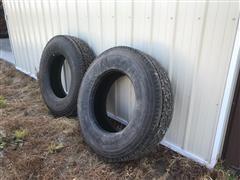 Dayton D610D 11R22.5 Tires