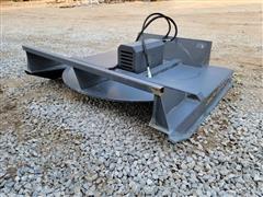 2021 Wolverine 6' Wide Rotary Cutter Skid Steer Attachment