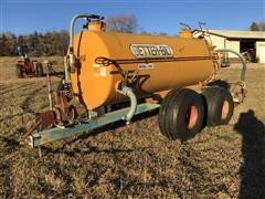 Better-Bilt 1500 OD Slurry Manure Spreader