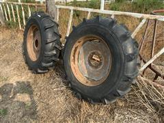 Firestone /Riverside 11-24.5 Pivot Tires