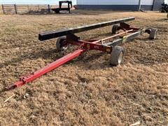 EZ Trail 672 Low Pro Header Trailer