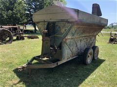 grain-O-vator 30 Feed Wagon