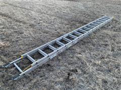 Werner 32' Extension Ladder