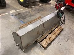 Stainless Steel 100 Gal. Fuel Tank & Pump