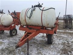 Clark 7-Knife Anhydrous Applicator