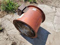 Caldwell F18 Aeration Fan