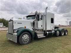 2006 Kenworth W900 Tri/A Truck Tractor