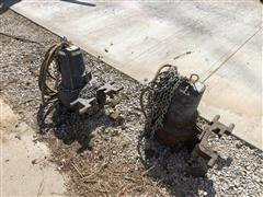KSB Bombas 80-200/24XG Lift Station