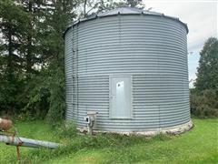 FS 20' X 15' Steel Grain Bin