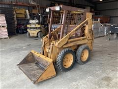 Case 1818 Skid Steer