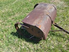 Antique Tumble Bug Dirt Slip