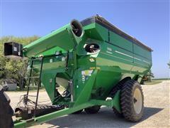 J&M 1050-20D Grain Storm Grain Cart