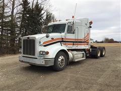 2010 Peterbilt 367 T/A Truck Tractor (INOPERABLE)