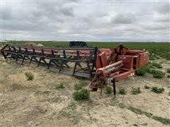 Case IH 8230 Pull Type Windrower