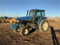 1998 New Holland 8160 2WD Tractor