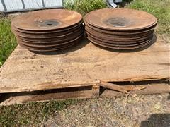 Used Disc Blades