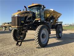 2017 RoGator RG1100B Dry Fertilizer Spreader